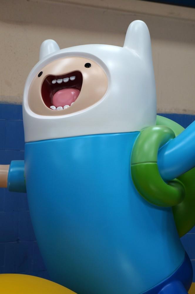 38- Bonecos Adventure Time para ações promocionais da CN  feitos para Turner - 2014 (4)