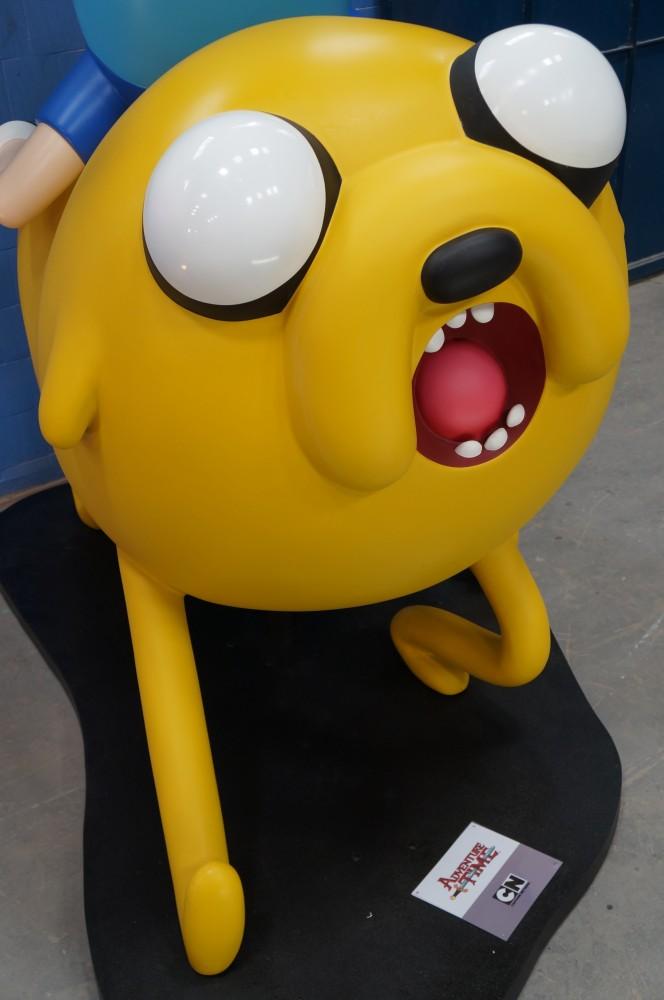 41- Bonecos Adventure Time para ações promocionais da CN  feitos para Turner - 2014 (7)