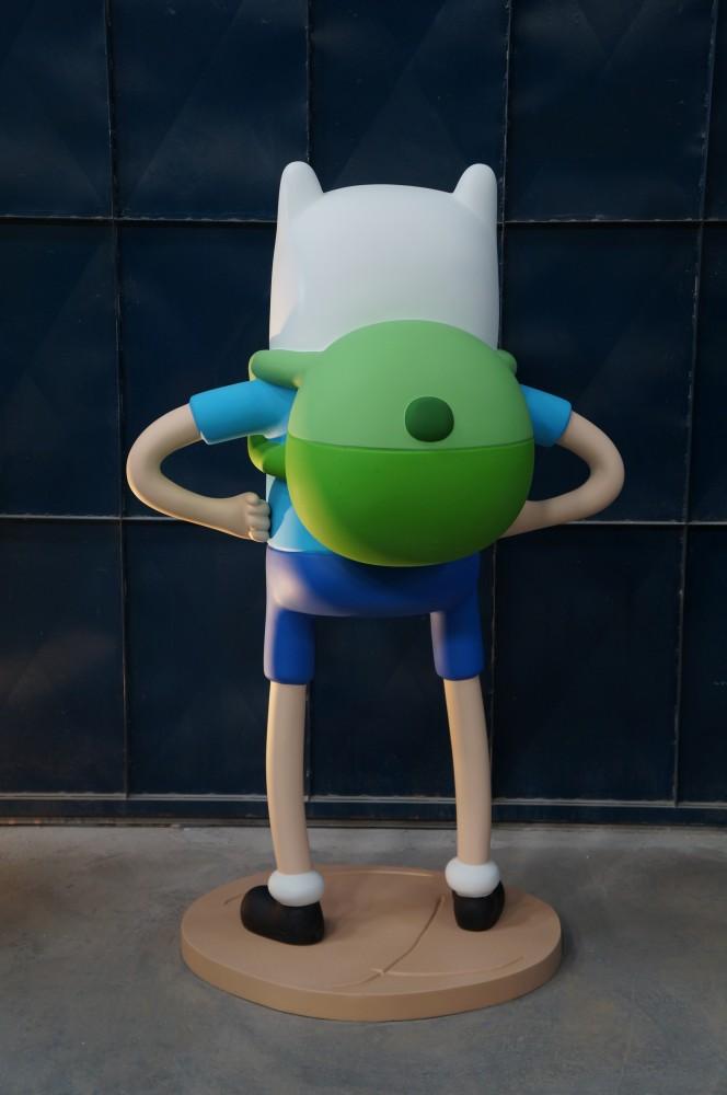 48- Bonecos Adventure Time para ações promocionais da CN  feitos para Turner - 2014 (8)