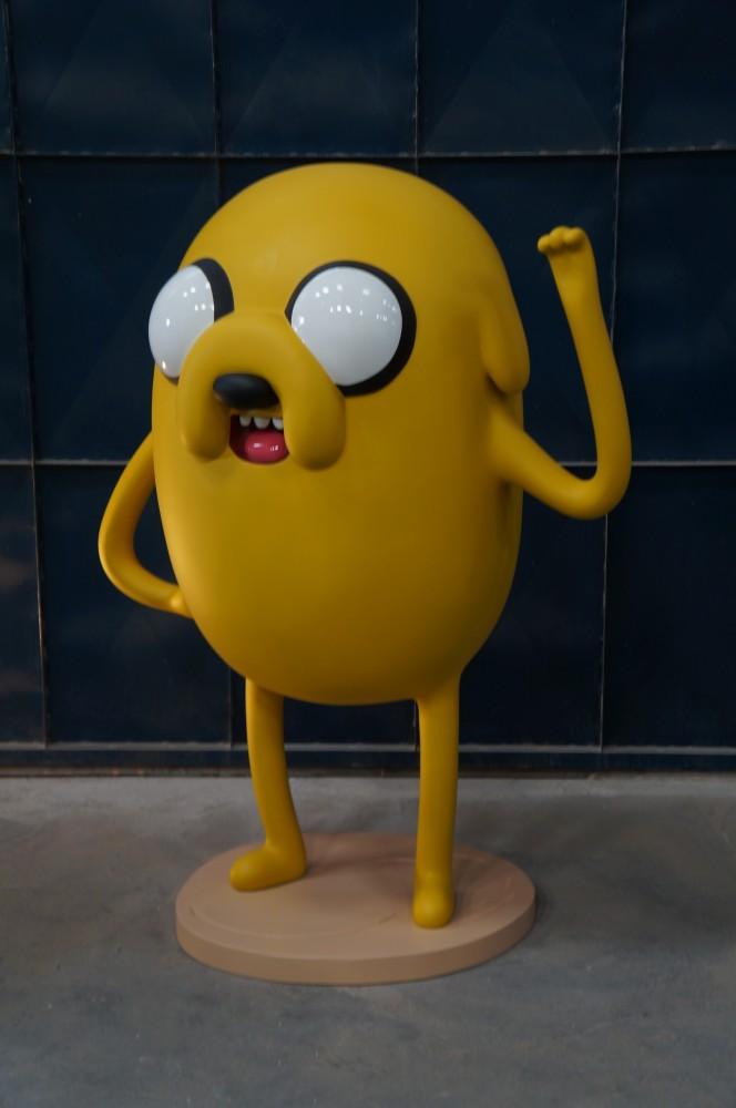 50- Bonecos Adventure Time para ações promocionais da CN  feitos para Turner - 2014 (10)