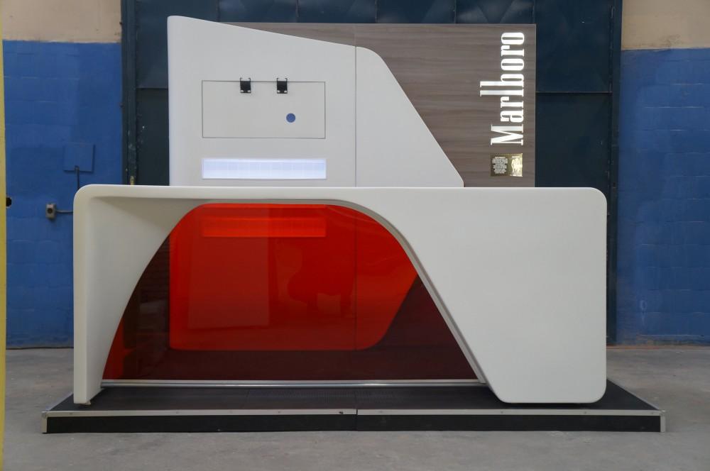 PDV especial para eventos Marlboro - DMSB arquitetura - 2014 - (1)