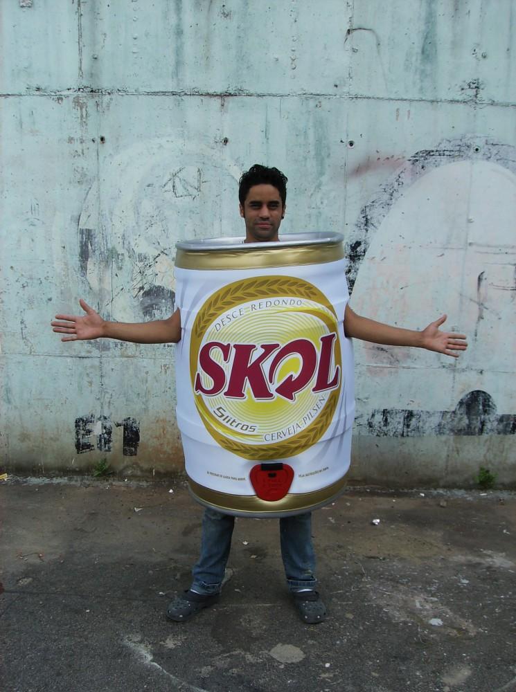Barril Skol 2010 (2)