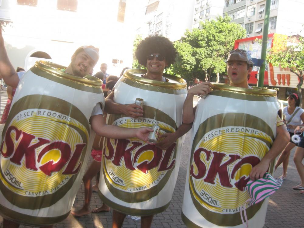 Fantasias Homem  Lata Skol - 2009 (2)