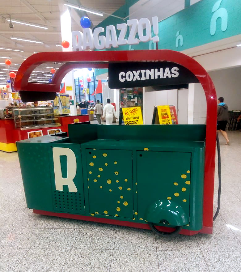 Quiosques para Shopping – Ragazzo